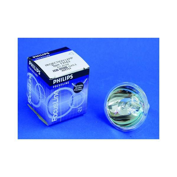 Lampa PHILIPS ELC 24V/250W GX-5,3 50h 50mm