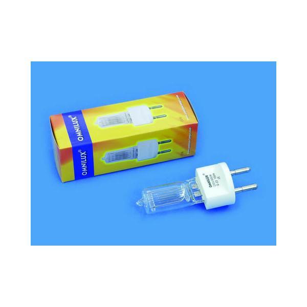 Lampa OMNILUX 230V/650W G-22 100h 3200K