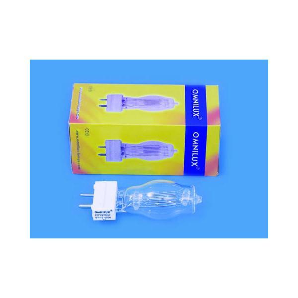 Lampa OMNILUX 230V/2000W GY-16 400h 3200K