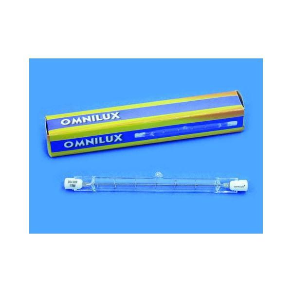 OMNILUX 230V/800W R7s 117mm pole burner