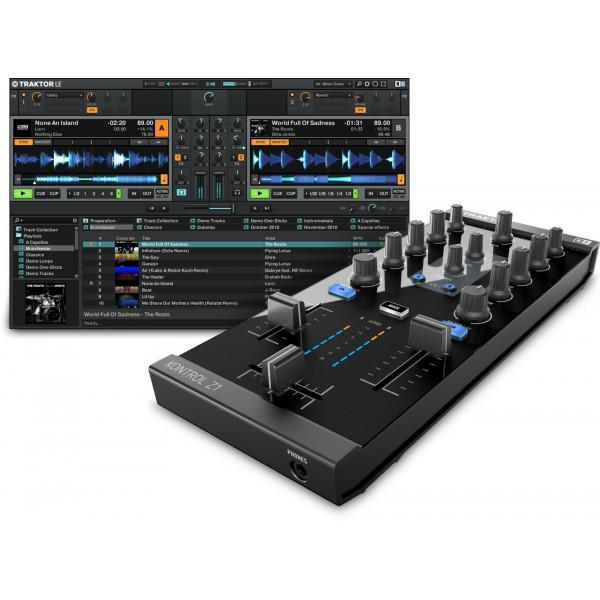 Native-Instruments Traktor Kontrol Z1