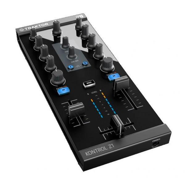 Native-Instruments Traktor Kontrol Z1 - Native-Instruments Traktor Kontrol Z1