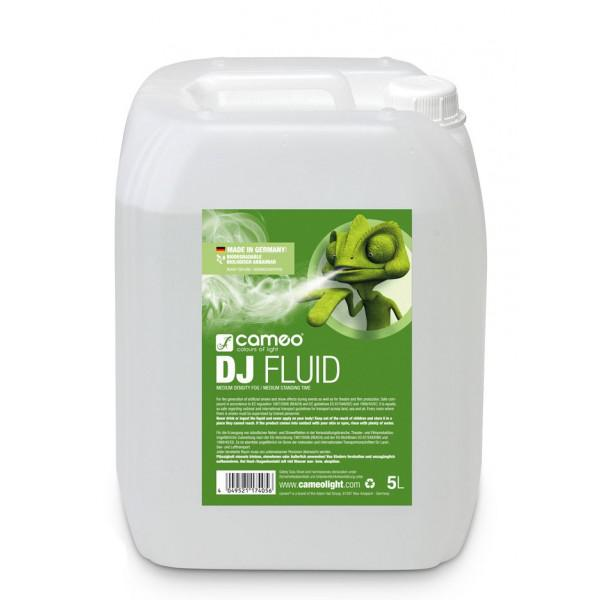 CAMEO DJ FLUID 5L - Lichid de fum Mediu