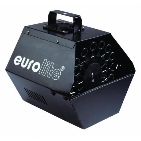 EUROLITE Masina de bule medie neagra