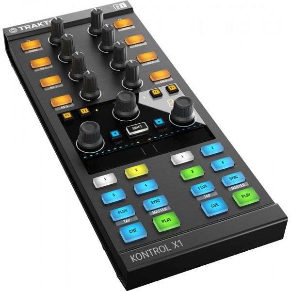 Native-Instruments Traktor Kontrol X1 Mk2 - Native-Instruments Traktor Kontrol X1 Mk2
