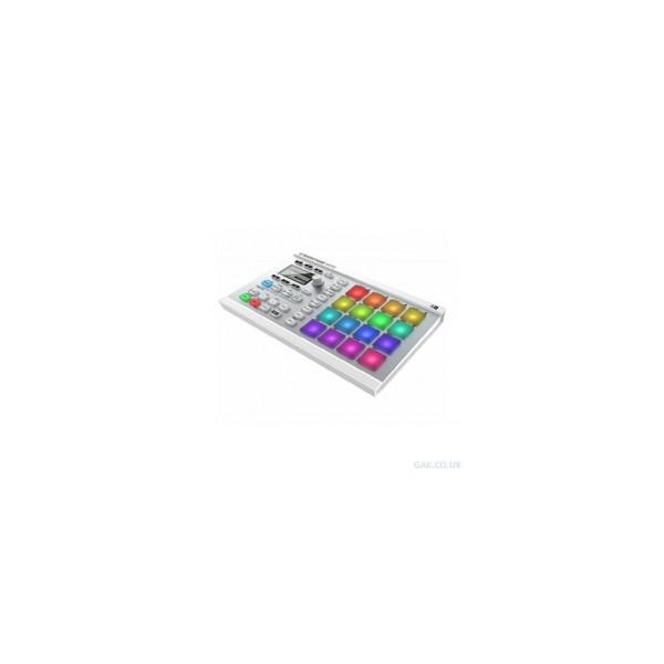 Native-Instruments Maschine Mikro Mk2 White - Native-Instruments Maschine Mikro Mk2 White