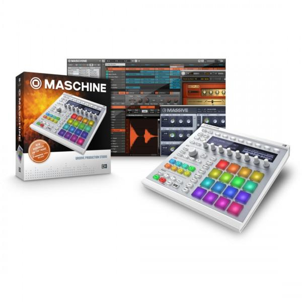 Native-Instruments Maschine MK2 White