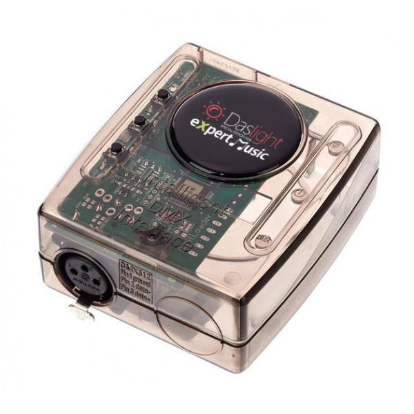 DasLight DVC4 Fun Controller & Interfata DMX