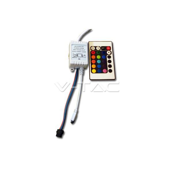 Controller infrarosu cu telecomanda 16 Butoane VT-4083