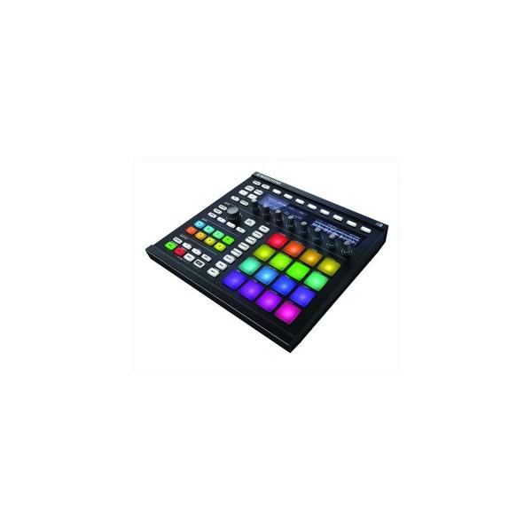 Native-Instruments Maschine MK2 Black - Native-Instruments Maschine MK2 Black