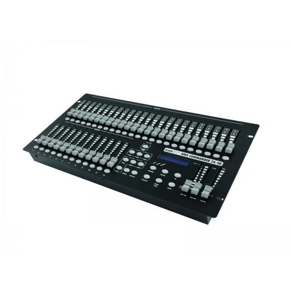 Controller DMX Eurolite 24/48-USB