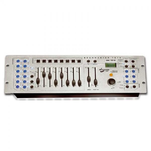 CONTROLLER DMX 512 JB SYSTEMS SCANMASTER - SM-1612