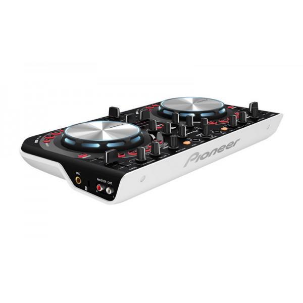 Pioneer DDJ-WeGo  - DJ Controller - Pioneer DDJ-WeGo  - DJ Controller