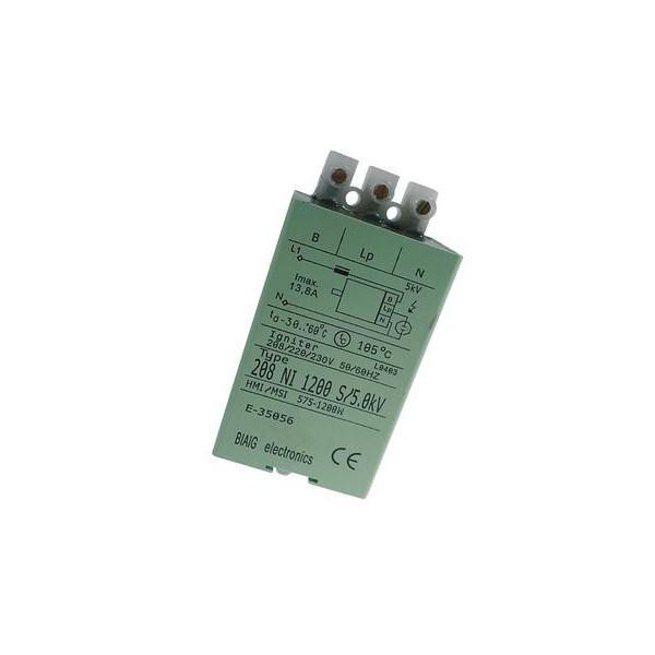 Ignitor (208 NI 1200 S/5.0kV) HMI1200W