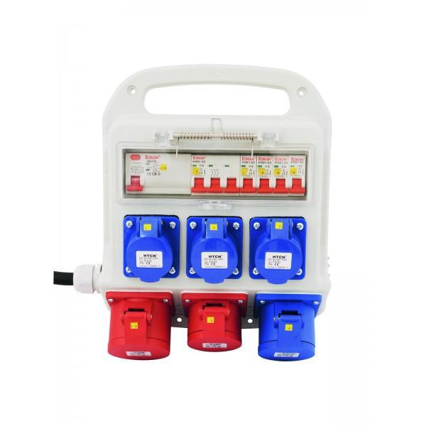 Distribuitor Tensiune Eurolite SBP-3210K