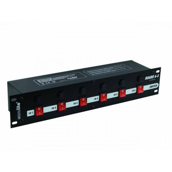 Distribuitor 220V EUROLITE - BOARD 6-S