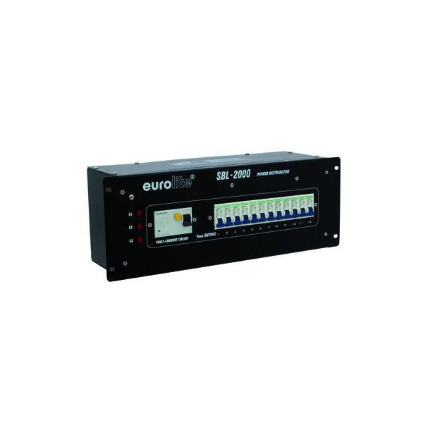 Distribuitor 380V,32A Eurolite SBL-2000