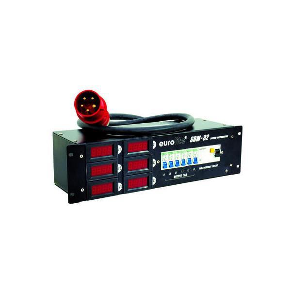 Distribuitor 380V,32A Eurolite SBM-32