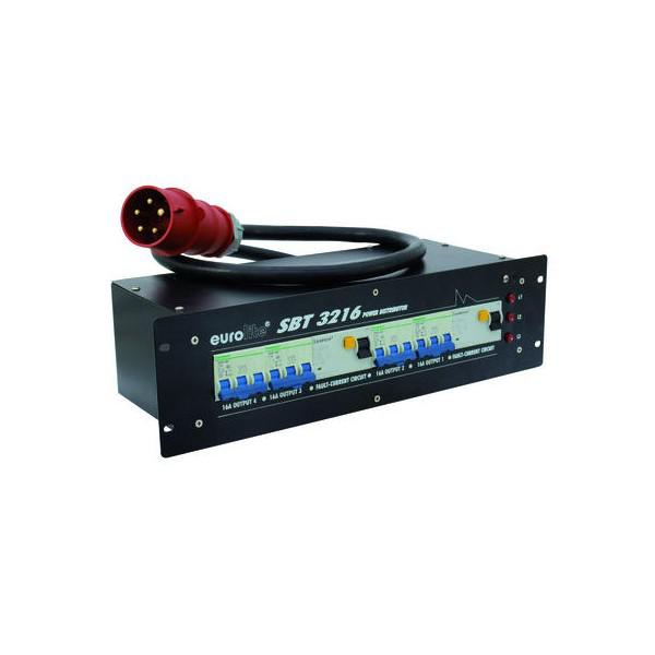 Distribuitor 380V ,32A Eurolite SBT-3216