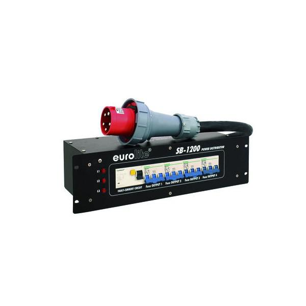 Distribuitor 380V,63A Eurolite SB-1200