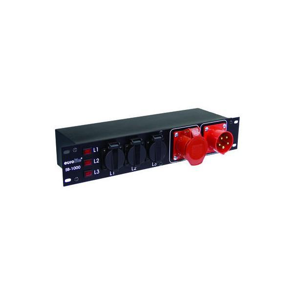Distribuitor 380V Eurolite SB-1000 CEE