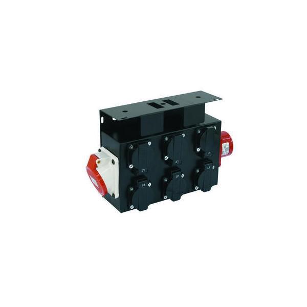 Distribuitor 380V Eurolite SB-652X CEE