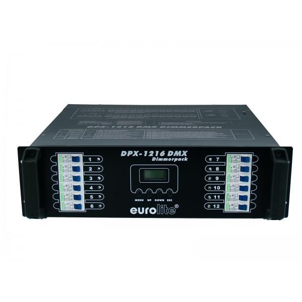 Dimmer Eurolite DPX-1216 DMX