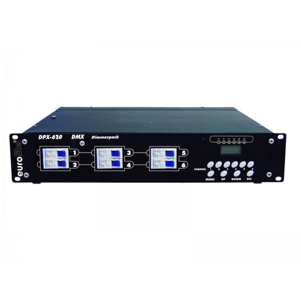 Dimmer Eurolite DPX-620 DMX
