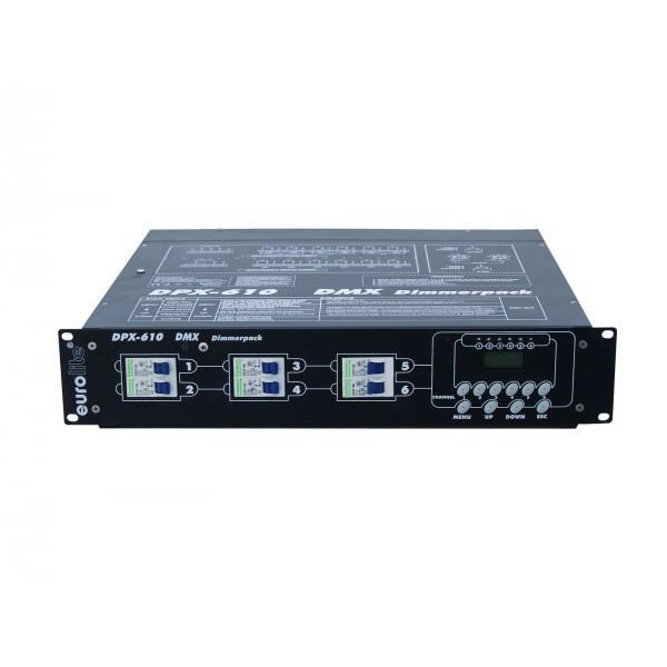 Dimmer Eurolite DPX-610 DMX