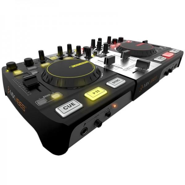 CONTROLLER DJ MIXVIBES U-MIX CONTROL PRO - CONTROLLER DJ MIXVIBES U-MIX CONTROL PRO