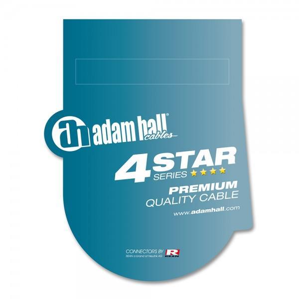 Adam Hall Cablu audio 3,5 mm jack stereo la 2 x 6,3 mm Jack mono 3 m - Adam Hall Cablu audio 3,5 mm jack stereo la 2 x 6,3 mm Jack mono 3 m