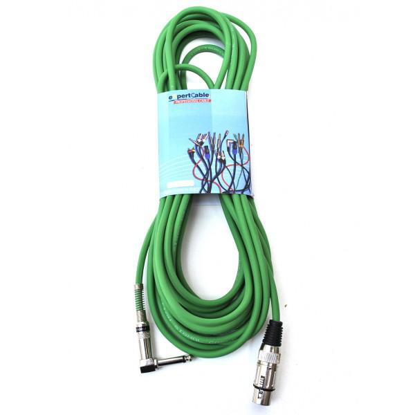 Cablu JACK - XLR (mama) - 5m - Made in ITALY