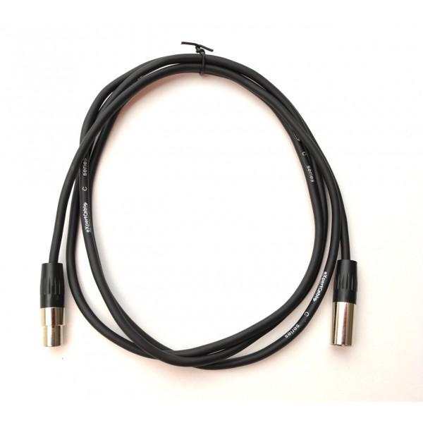 Cablu Mini XLR - 1,5m