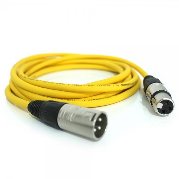 Cablu XLR-XLR 10m Sommer Cable Neutrik