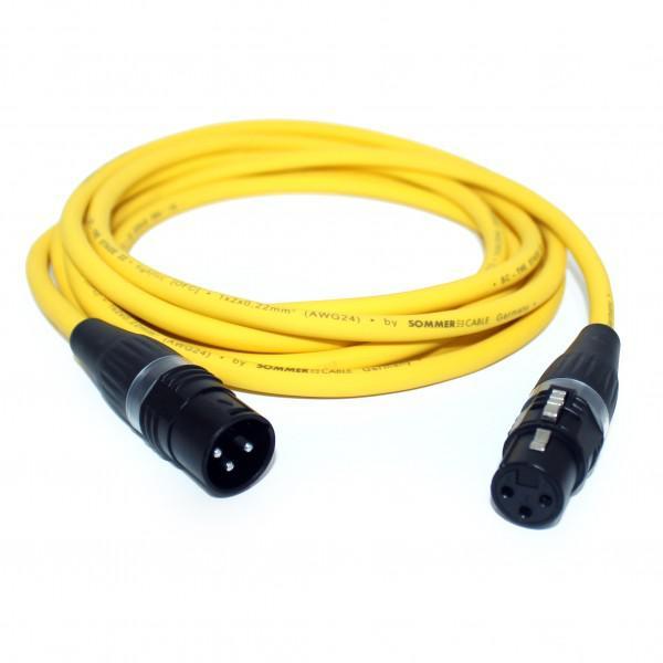 Cablu XLR-XLR 1m Sommer Cable Hicon