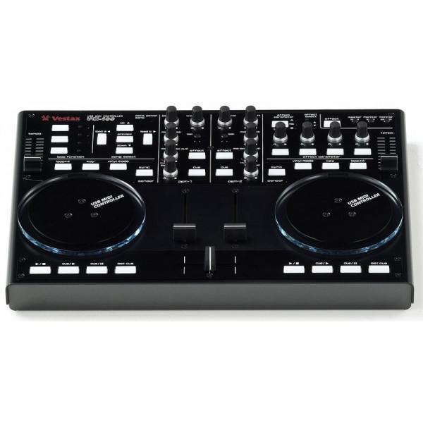Consola PC VESTAX VCI 100B DJ MIDI CONTROLLER