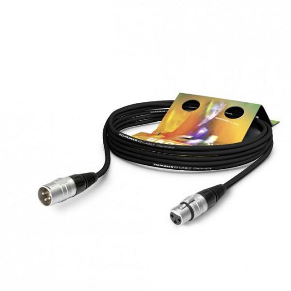 Cablu XLR-XLR 3m Sommer Cable Highflex