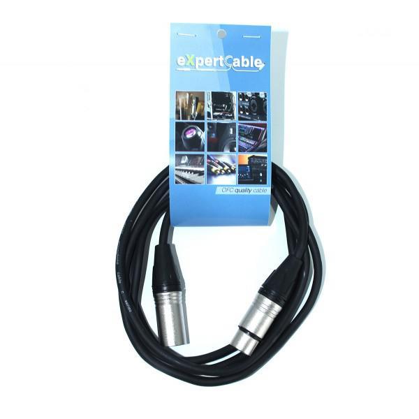 Cablu XLR-XLR 1m - OFC Cable
