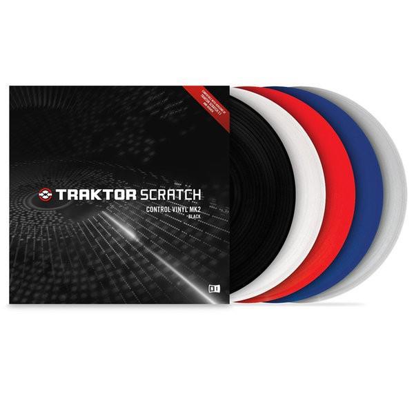 Traktor Control Vinyl Mk2