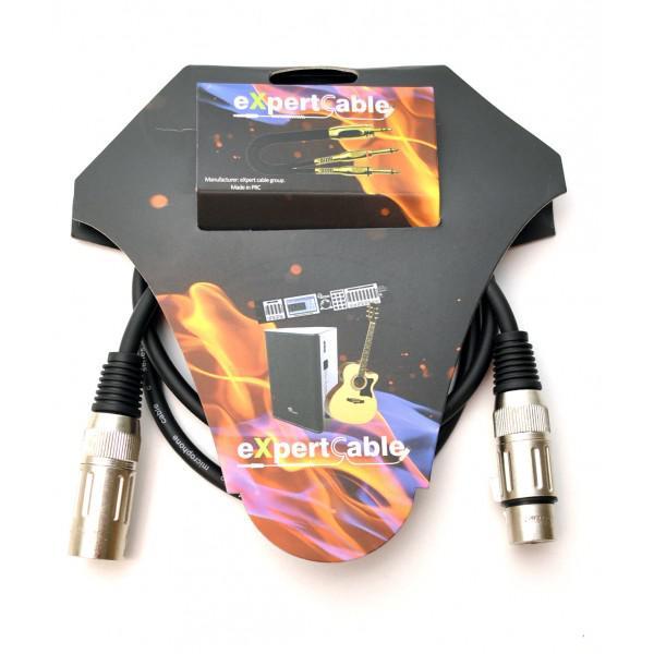 Cablu microfon XLR-XLR - 1m