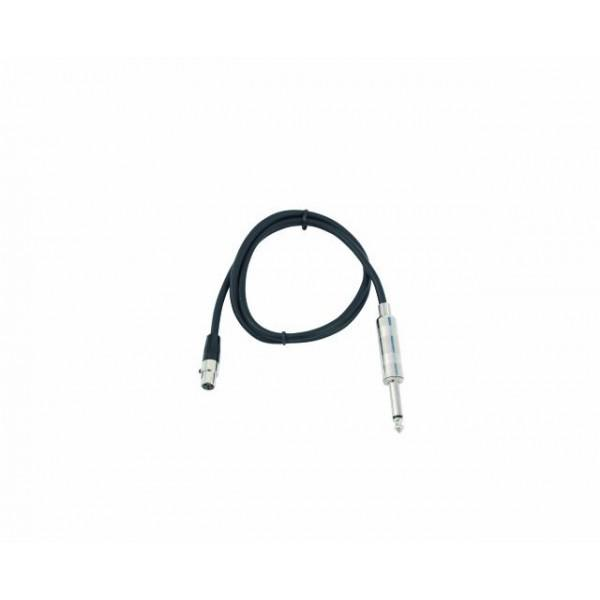 Cablu AC-08 Mini XLF(m)4-pol/jack-mono