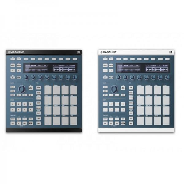 Maschine Custom Kit Steel Blue - Maschine Custom Kit Steel Blue