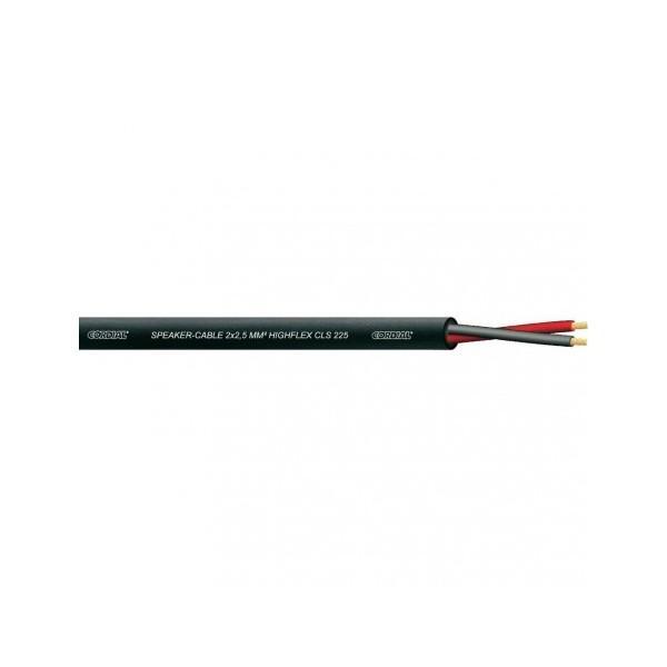 Cablu Boxa Cordial CLS 225 GREY