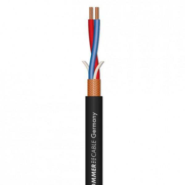 Cablu Microfon SC-CLUB Black Zilk Sommer Cable