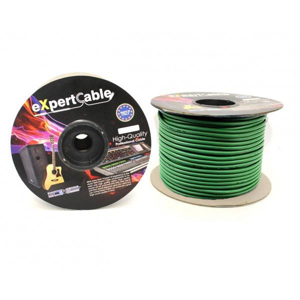 Cablu microfon profesional eXpertCable M106 - Verde