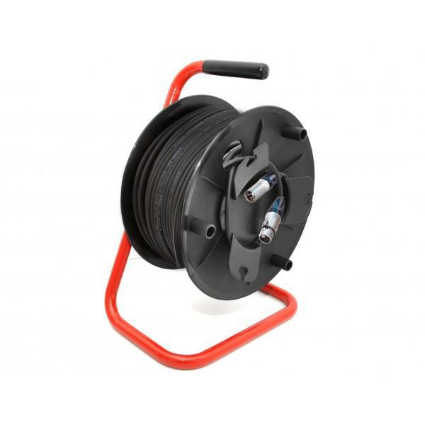 Neutrik DMX Roll Cable - 50m