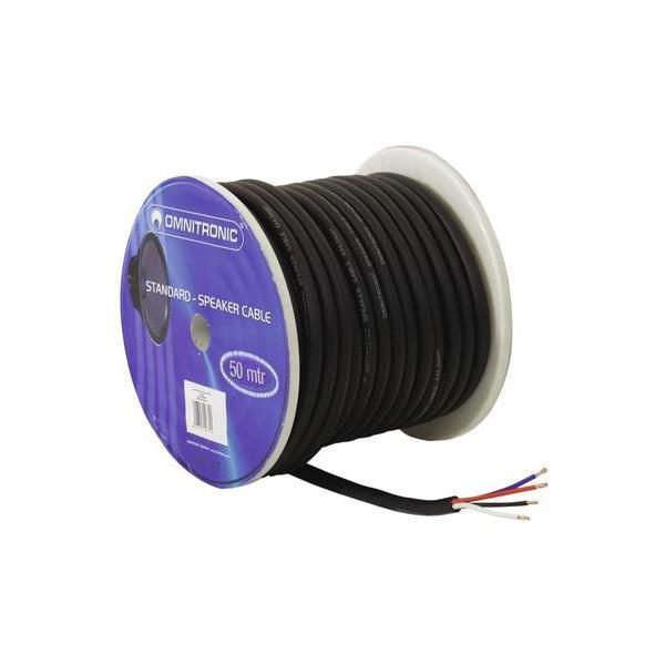 Cablu Boxa Omnitronic 4x4