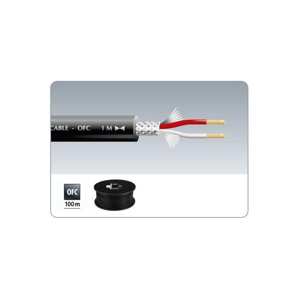 Cablu microfon monacor MLC-152/SW