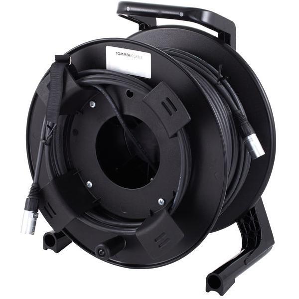 Rola cablu CAT7 PUR Black 100m