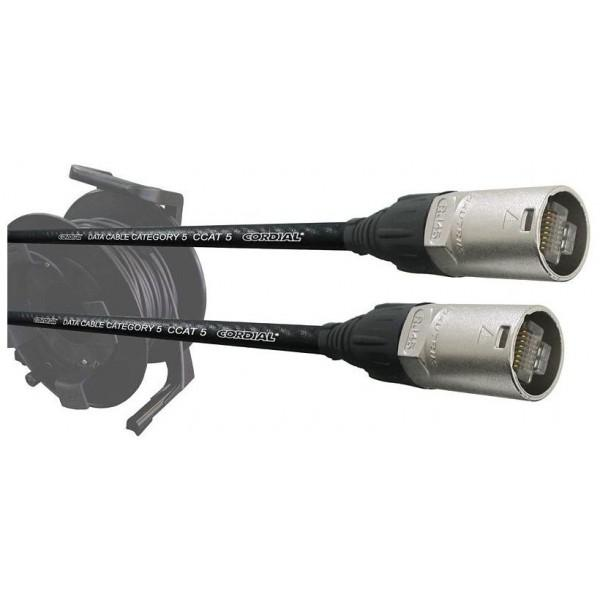 Cablu profesional CAT5 CORDIAL CSE50NN5 SD Crossover